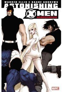 [Astonishing X-Men: Xenogenesis (Product Image)]