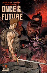 [Once & Future #19 (Cover A Mora) (Product Image)]