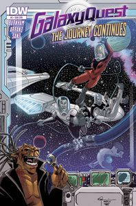 [Galaxy Quest: Journey Continues #2 (Subscription Variant) (Product Image)]