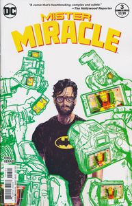 [Mister Miracle #3 (Variant Edition) (Product Image)]