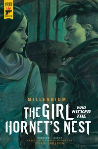 [Millennium: The Girl Who Kicked The Hornets Nest #2 (Cover B Homs) (Product Image)]