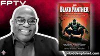 [FPTV: Jesse J. Holland Announces Black Panther: Tales Of Wakanda! (Product Image)]