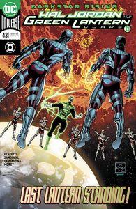 [Hal Jordan & The Green Lantern Corps #43 (Product Image)]