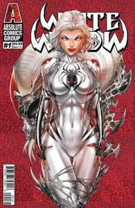 [White Widow #1 (2nd Printing Cover C) (Product Image)]