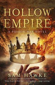 [Hollow Empire (Hardcover) (Product Image)]