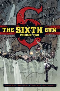 [Sixth Gun: Volume 2 (Deluxe Edition Hardcover) (Product Image)]