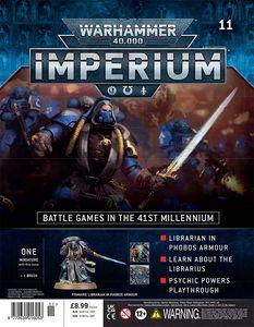 [Warhammer 40k: Imperium #11 (Product Image)]