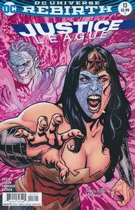 [Justice League #13 (Justice League: Suicide Squad - Variant Edition) (Product Image)]