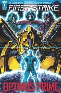 [Optimus Prime: First Strike #1 (Cover B Guidi) (Product Image)]
