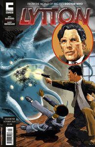 [Lytton #2 (Cover B John Ridgway) (Product Image)]