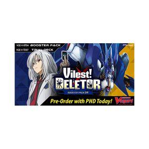 [Cardfight Vanguard: Booster Pack: Vilest! Deletor (Product Image)]