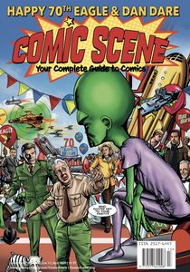 [Comic Scene UK Magazine: Volume 2 #13 (Product Image)]
