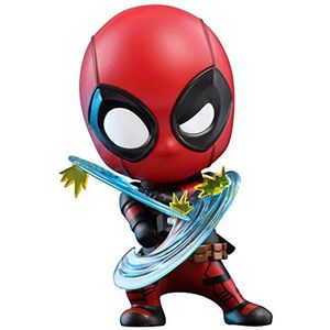 [Deadpool 2: Cosbaby Figure: Bullet Deflecting (Product Image)]