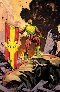 [Mister Miracle: The Source Of Freedom #6 (Product Image)]