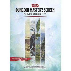 [Dungeons & Dragons: Dungeon Master's Screen: Wilderness Kit (5th Edition) (Product Image)]
