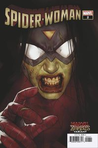 [Spider-Woman #2 (Oliver Marvel Zombies Variant) (Product Image)]
