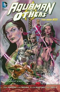 [Aquaman & The Others: Volume 2: Alignment Earth (N52) (Product Image)]