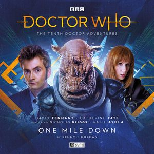 [Tenth Doctor Adventures: Volume Three: One Mile Down (Product Image)]