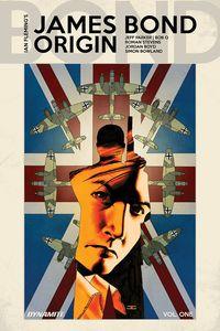 [James Bond: Origin: Volume 1 (Parker Signed Edition Hardcover) (Product Image)]