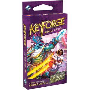 [Keyforge: Archon Deck: Worlds Collide (Product Image)]