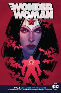 [Wonder Woman: Volume 6: Children Of The Gods (Product Image)]