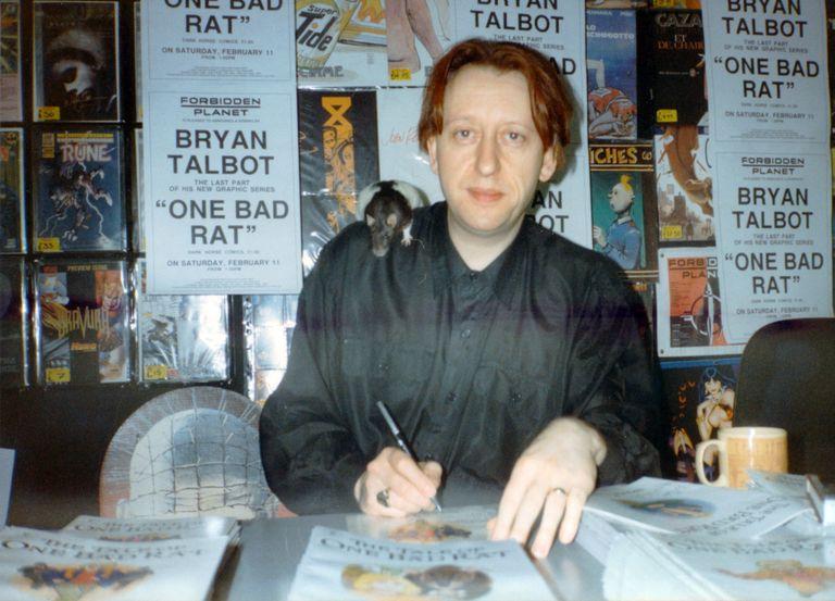 Bryan Talbot