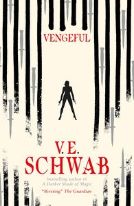 [Villains 2: Book 2: Vengeful (Signed Edition - Hardcover) (Product Image)]
