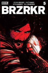 [BRZRKR (Berzerker) #5 (Cover A Garbett) (Product Image)]