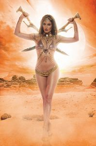 [Dejah Thoris: Winters End: One Shot (Cosplay Virgin Variant) (Product Image)]