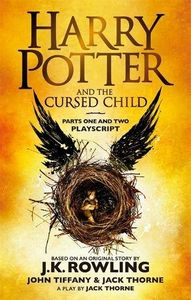 [Harry Potter & The Cursed Child: Complete Playscript (Product Image)]