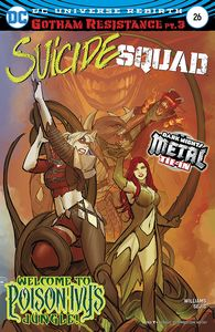 [Suicide Squad #26 (Metal) (Product Image)]