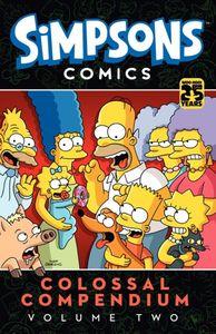 [Simpsons Comics: Colossal Compendium: Volume 2 (Product Image)]