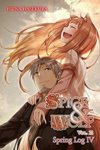 [Spice & Wolf: Volume 21 (Light Novel) (Product Image)]