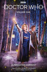 [Doctor Who: Volume 1: Alternating Current (Product Image)]