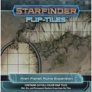 [Starfinder: Flip-Tiles: Alien Planet Ruins Expansion (Product Image)]
