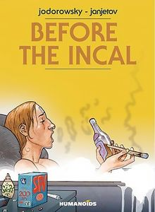 [Before The Incal (New Printing - Hardcover) (Product Image)]