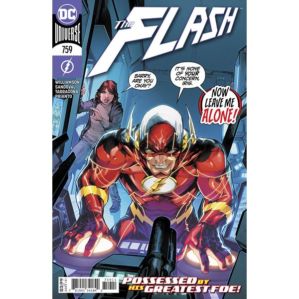 [The cover for Flash #759]