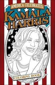 [Kamala Harris: Coloring Book (Product Image)]