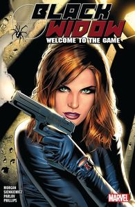 [Black Widow: Welcome To The Game (Product Image)]