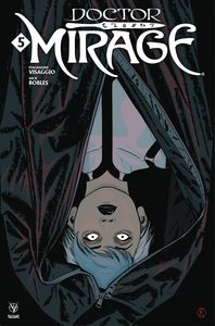 [Doctor Mirage #5 (Cover A Kano) (Product Image)]