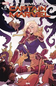 [Marvel Action: Captain Marvel #2 (Cover A Boo) (Product Image)]