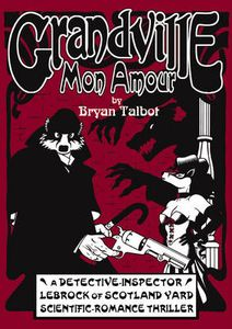 [Grandville Mon Amour (Hardcover) (Product Image)]
