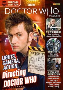 [Doctor Who Magazine: Special #58 (Product Image)]