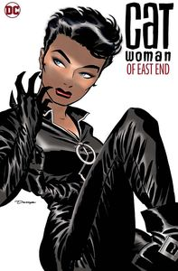 [Catwoman Of East End: Omnibus (Hardcover) (Product Image)]