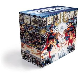 [Crisis On Infinite Earths: Box Set (Hardcover) (Product Image)]