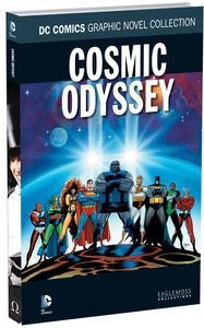 [DC Graphic Novel Collection: Volume 149: Cosmic Odyssey (Hardcover) (Product Image)]