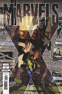 [Marvels X #1 (Leon Party Variant) (Product Image)]