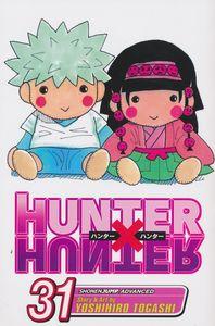 [Hunter X Hunter: Volume 31 (Product Image)]