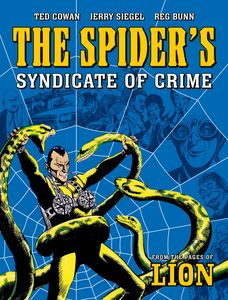 [The Spider's The Syndicate Of Crime (Product Image)]