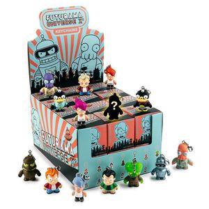 [Kidrobot: Keychain: Futurama Universe X2 Series (Product Image)]